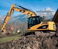 CAT 312D L Kettenbager Chiptuning