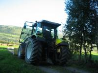Chiptuning Claas Ares 556 4.5cm³